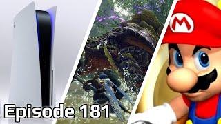 PS5 Showcase, Nintendo Direct Mini, Super Mario 3D All-Stars, PS5 Pre-Orders | Spawncast Live