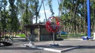 Запуск катапульты Парк Горького Харьков Launch catapult Gorky Park Kharkov(Запуск катапульты Парк Горького Харьков Launch catapult Gorky Park Kharkov., 2013-08-21T19:23:58.000Z)