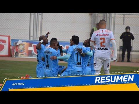 Resumen: Binacional vs. Ayacucho FC (2-1)