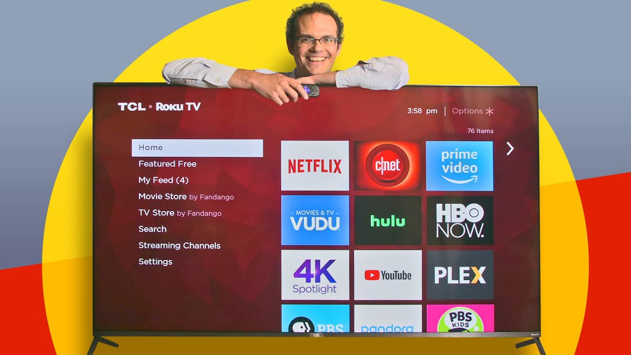 TCL 6-Series: The best TV for your money ????