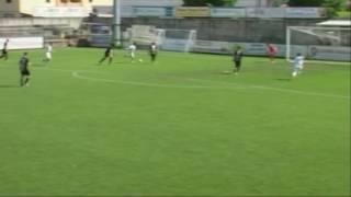 Gubbio-Parma 2-1 Poule Scudetto Serie D
