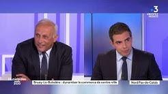 Municipales à Bruay-la-Buissière : regardez le débat entre Ludovic Pajot et Bernard Cailliau