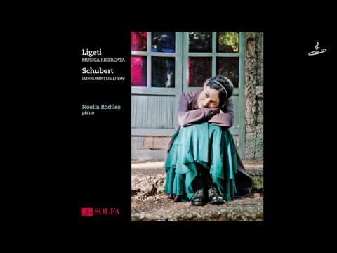 Noelia Rodiles - 05 György Ligeti - Musica Ricercata - 5. Rubato. Lamentoso