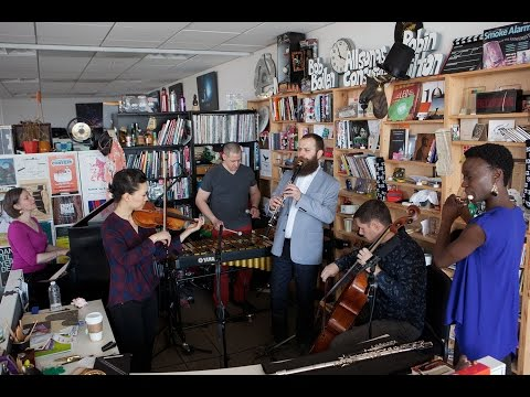 eighth blackbird: NPR Music Tiny Desk Concert