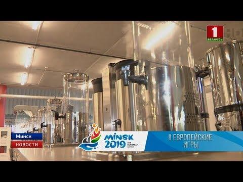 Столовая белорусской кухни будет работать для участников II Европейских игр