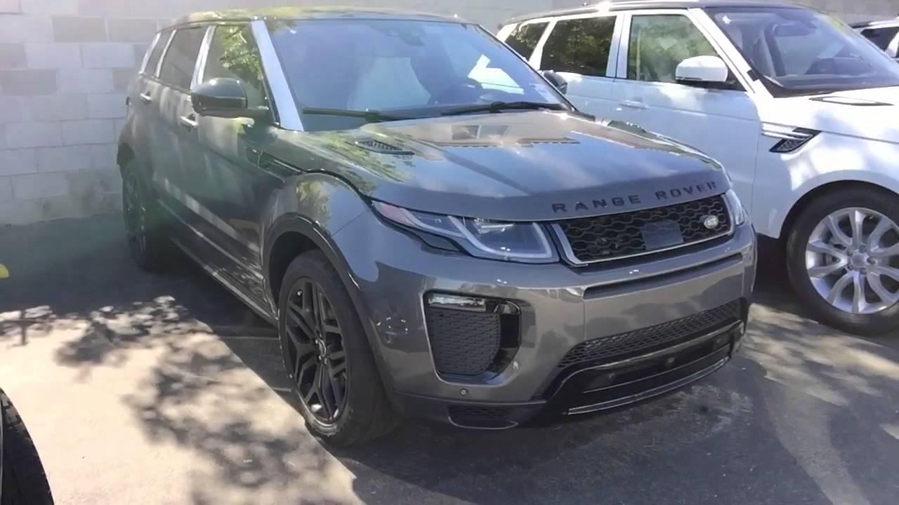 Nicest Range Rover Evoque Ever - YouTube
