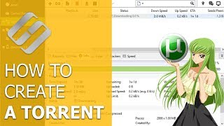 How to Create a <b>Torrent</b> File and Start Sharing 🎞️
