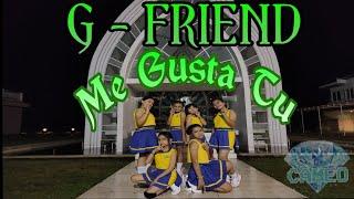 여자 친구 GFRIEND - ME GUSTA TU By CAMEO Indonesia