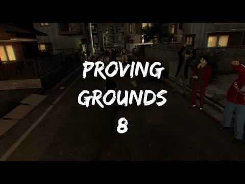 Yakuza 0 - Climax Battles Guide - Proving Grounds 8