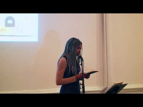 Diamond Stingily Reading at Artists Space