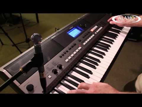Yamaha PSR E443 Demo & Review
