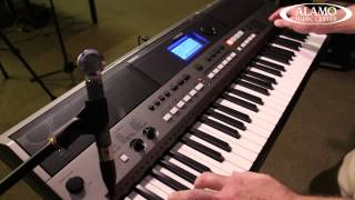 Yamaha PSR E443 Demo and Product Review