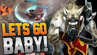LETS GO BABY!! Vainglory [5v5] Ranked - Glaive |WP| Top Lane Gameplay