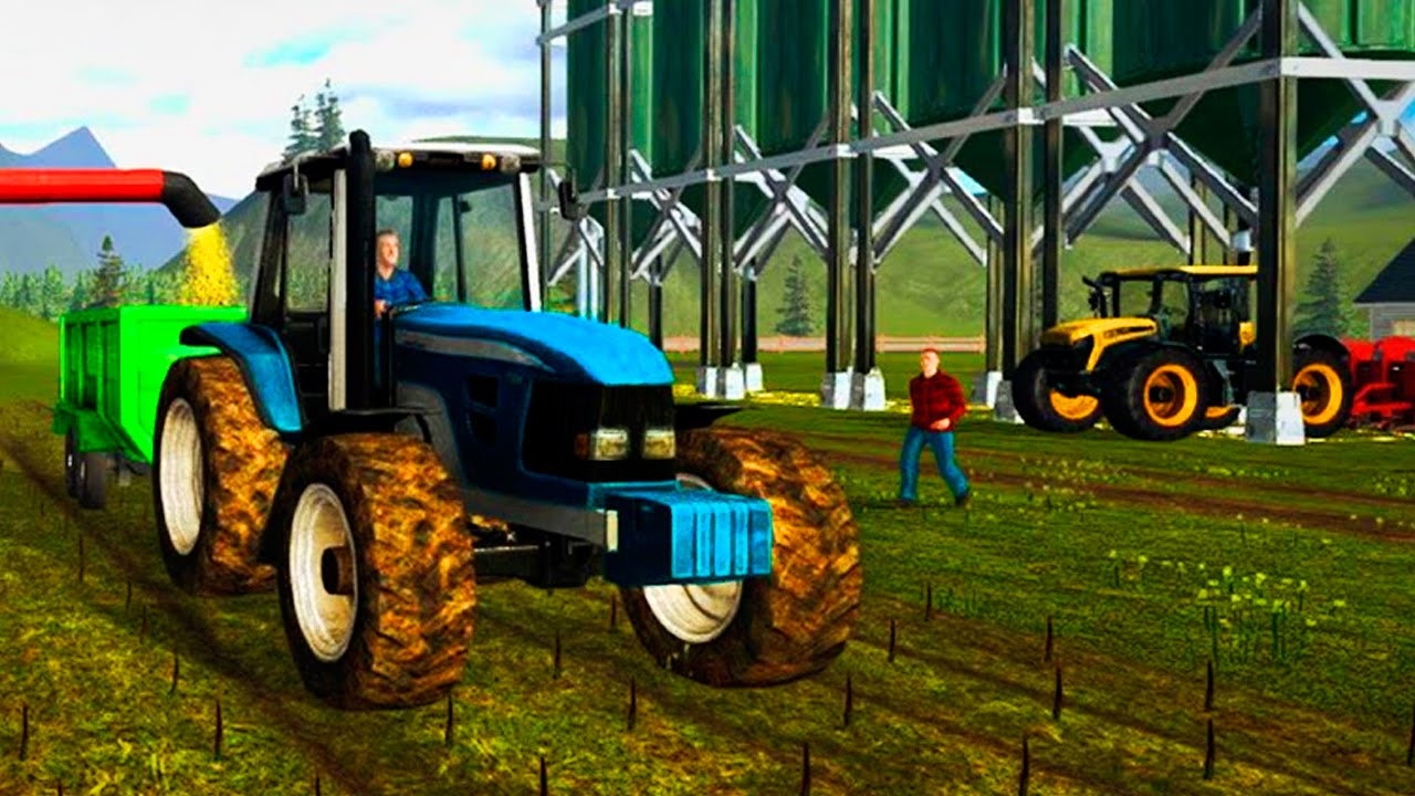 Farming pro 2016 best android gameplay hd youtube.