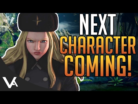 SFV - Next DLC Character Reveal Coming! Launch Party Event For Street Fighter Season 2