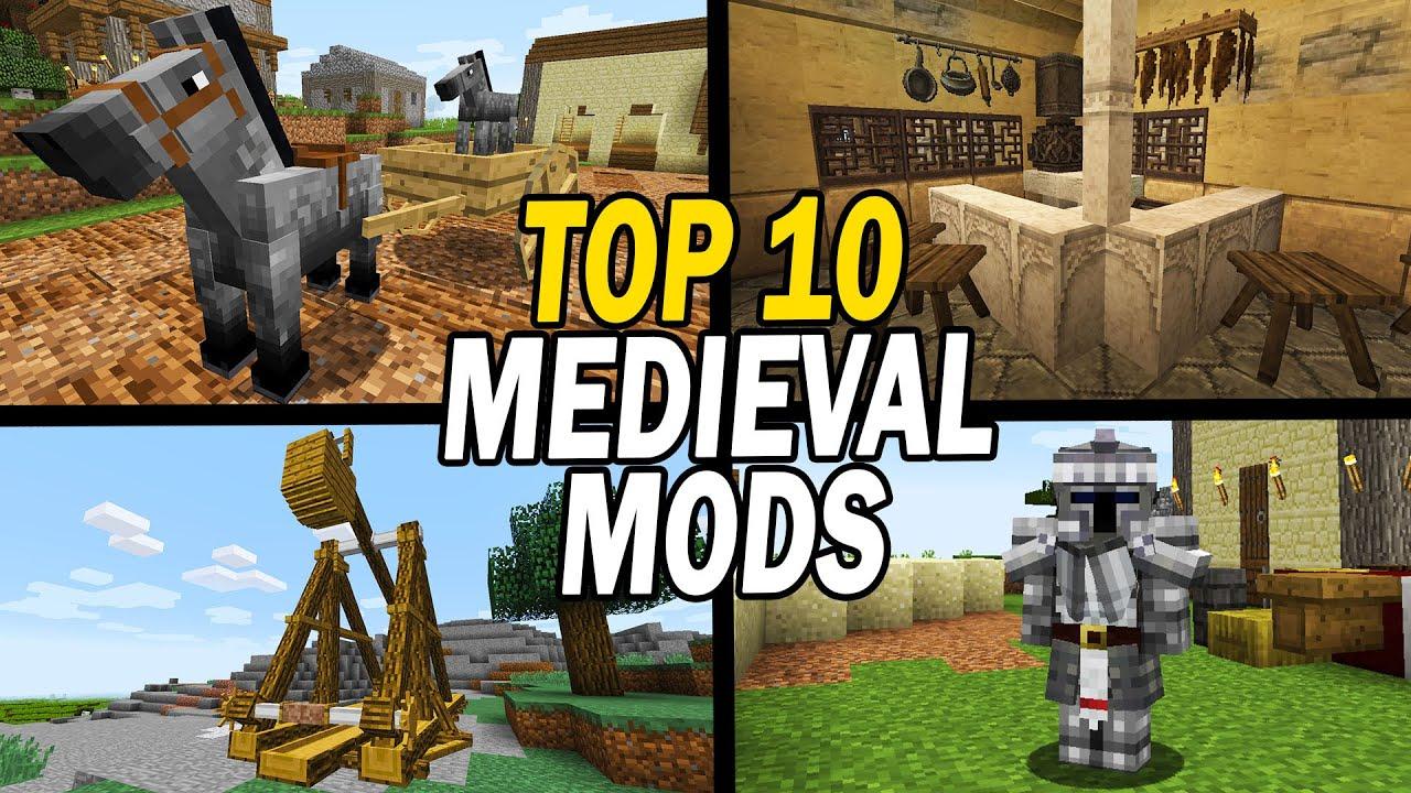 Top 10 Best Minecraft Boss Mods YouTube