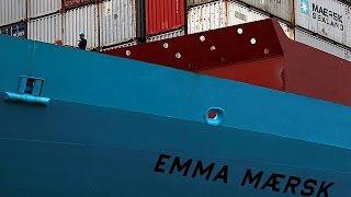 Reisen online buchen - auch für Container - economy