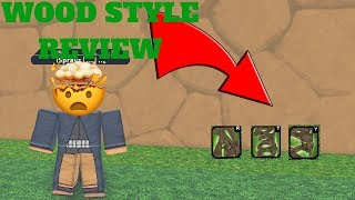 NRPG: BEYOND WOOD KG FULL REVIEW! [ROBLOX]