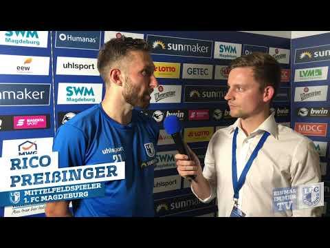 Stimmen nach dem Spiel 1. FC Magdeburg gegen Eintracht Braunschweig