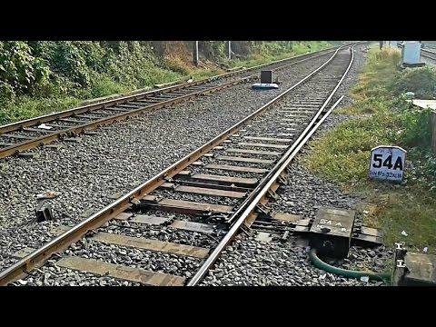 Indian Railways Track Switching
