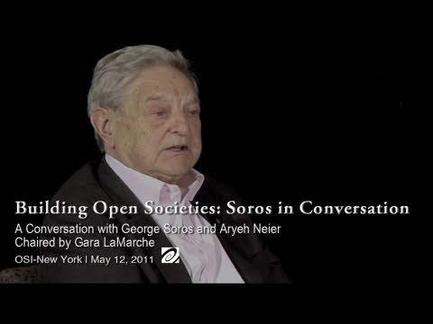 The Philanthropy of George Soros: Building Open Societies
