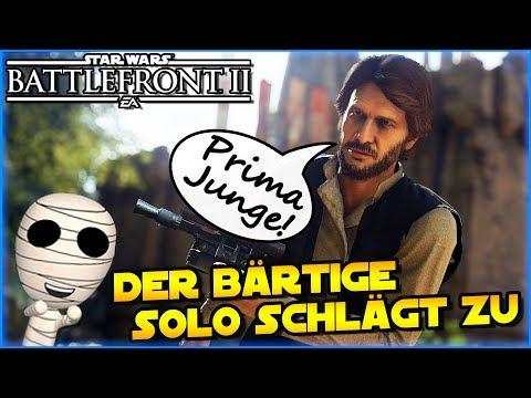 Der bärtige Solo schlägt zu! - Star Wars Battlefront II #222 - deutsch Tombie Lets Play thumbnail