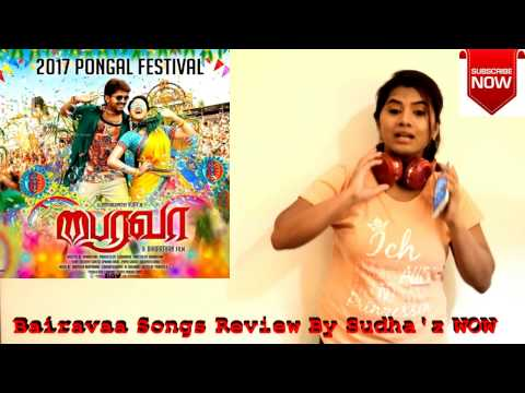 Bhairava Songs review by Sudha'z WOW |...
