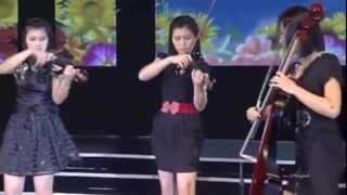 北朝鲜女子乐队 7 North Korean Girls Band