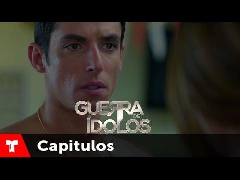 Guerra de Ídolos | Capítulo 03 | Telemundo Novelas