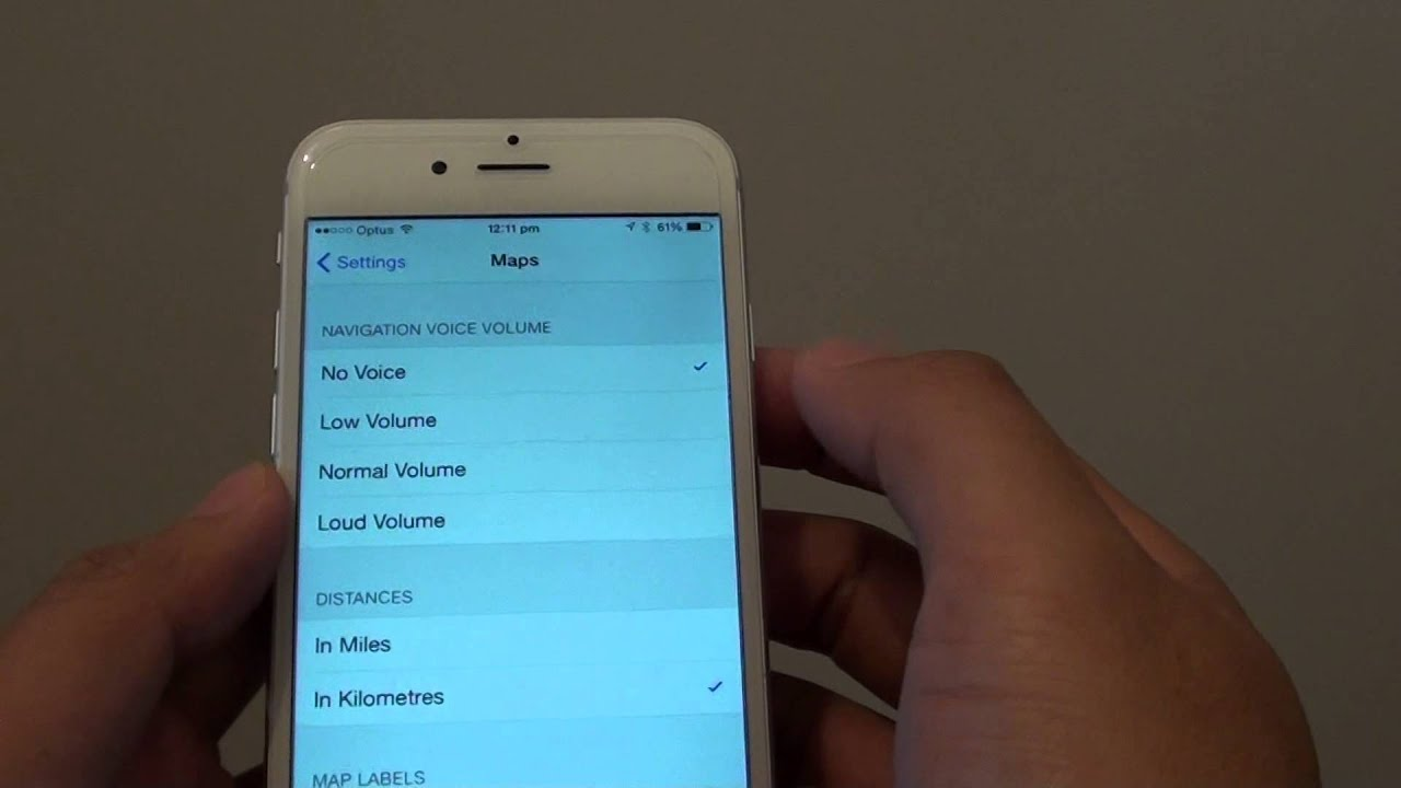 how to fix sound on iphone iphone 6 fix issue with maps no sound for voice direction 18820