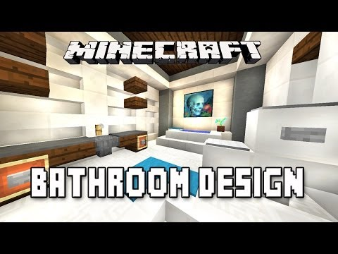 Minecraft Tutorial How To Make A Modern Bedroom Desi Doovi