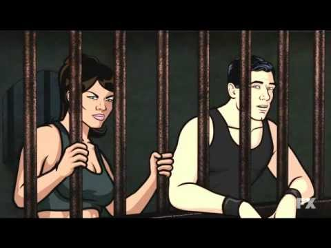 Archer s03e05 murdered tiger and sex youtube - Archer episodes youtube ...
