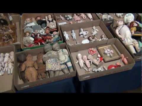 Lots 106-305 Preview Tvrdik Premier Doll Auction