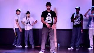 How Tha West Was Won 2011: Machine Gone Fownk showcase