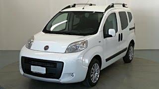 Video FIAT QUBO 1.3 MJT 75 CV Trekking download MP3, 3GP, MP4, WEBM, AVI, FLV Juni 2018