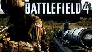 Battlefield 4: Snajper Zabija (M98B)