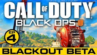 BLACKOUT  // COD Battle Royal // Call of Duty Black Ops 4 Live Stream Beta Gameplay // Ep.4