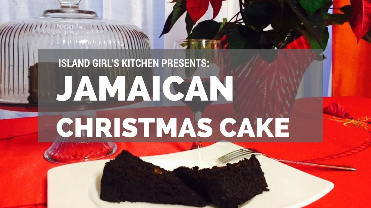 jamaican christmas cake recipe
