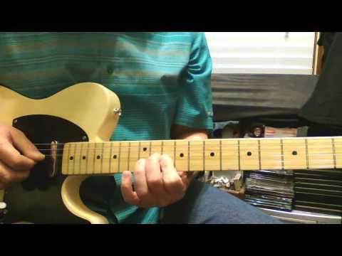 Workin' Man Blues Guitar Intro-Solo-Ending