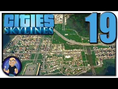 METROPOLIS!! TASTY TOWN GROWS UP!! - Cities: Skylines Gameplay S2E18
