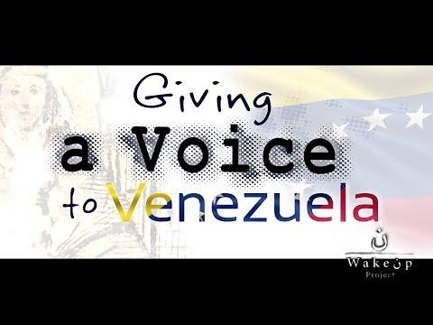 Giving a Voice to Venezuela