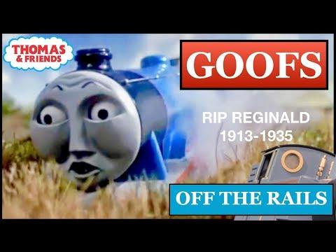 Goofs Found In Off The Rails (R.I.P. Reginald 1913-1935) thumbnail