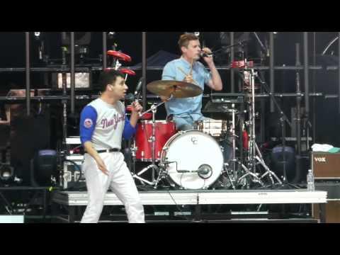 """Everybody Lost Somebody"" Bleachers@BBT Pavilion Camden, New Jersey 6/11/17"