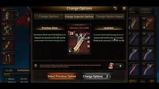 HIT : Change Superior Options