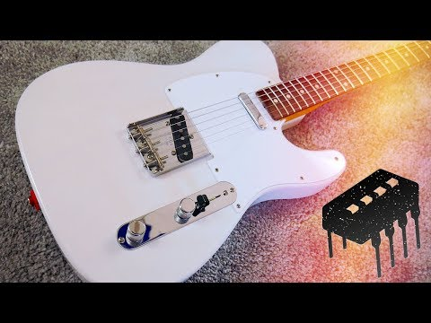 """THE BEST TELE I'VE EVER PLAYED? Fender Jimmy Page """"Mirrors"""" Telecaster (Demo)"""