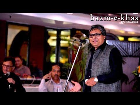 Shakeel Azmi   Mushaira At Delhi   Bazm E Khas