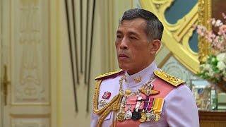 Новым королём Таиланда стал сын Пхумипона Адульядета (новости)