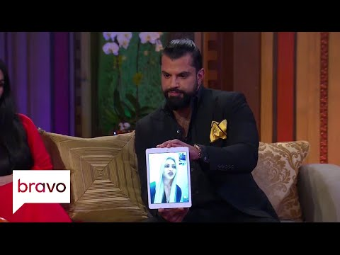 Shahs Of Sunset: MJ Walks Off Stage (Season 6, Episode 15) | Bravo