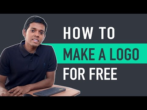 How To Make A Logo in 5 Minutes - for Free