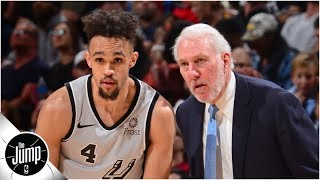 Where do the Spurs go from here? | The Jump